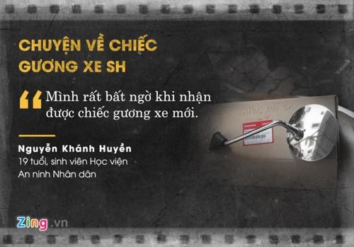 Hanh dong dep cua nguoi dan ong ngheo dam mop duoi oto-Hinh-2