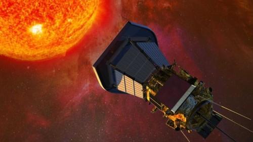 """NASA hien thuc hoa giac mo """"cham toi Mat Troi"""" sau 60 nam"""