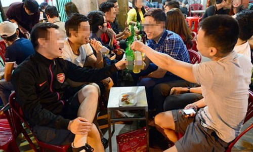 Di nhau 2 lan/ tuan: Khong thich hop voi dan ong Viet!