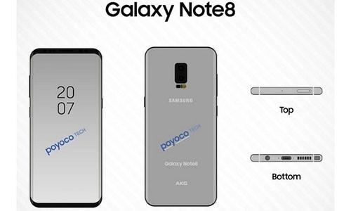 Galaxy Note 8 se ra mat ngay cuoi thang 8 toi?