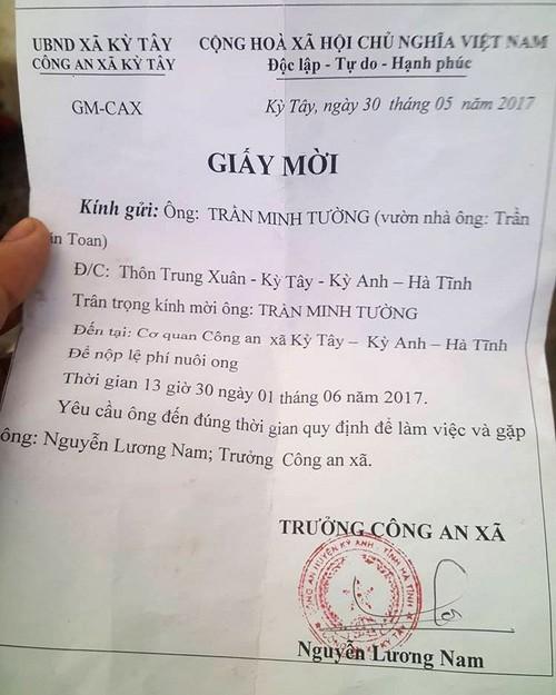 Chuyen la phi chong phi cua nguoi nuoi ong o Ha Tinh-Hinh-2