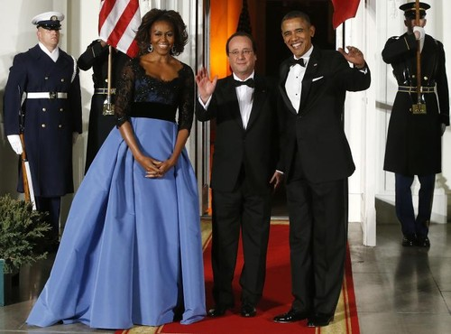 Vo Obama tiet lo su that thu vi ve chong