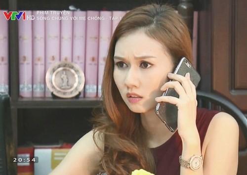 """Phat ngon soc cua nang dong danh nhat """"Song chung voi me chong"""""""