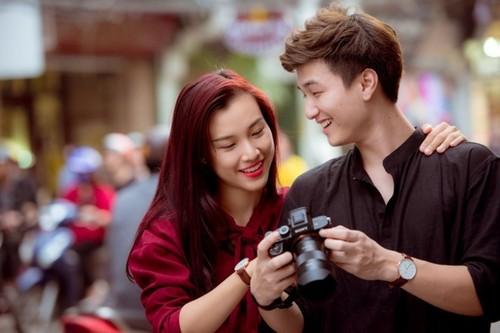 Thuc hu Hoang Oanh chia tay vi bi Huynh Anh bo roi?