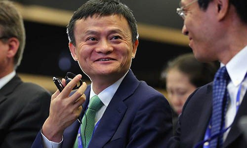 Ty phu Jack Ma kiem duoc 3 ty USD chi sau mot dem
