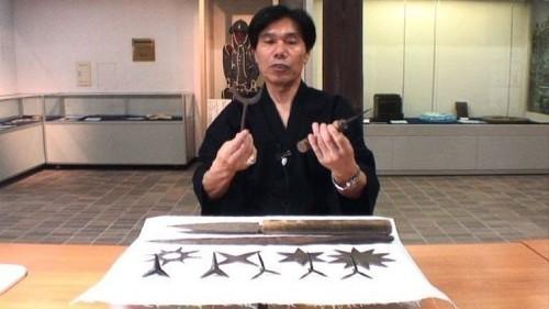 Ninja Nhat cuoi cung: Nguyen dem nghe thuat ninja xuong mo