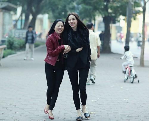 """Le Quyen than thiet voi vo dai gia kim cuong sau """"nghi choi"""" voi Ha Ho?-Hinh-3"""