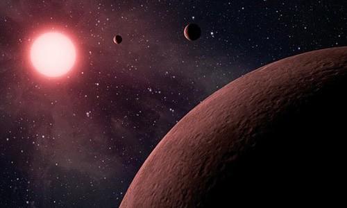 Tau Kepler phat hien them 10 noi co the co su song trong vu tru