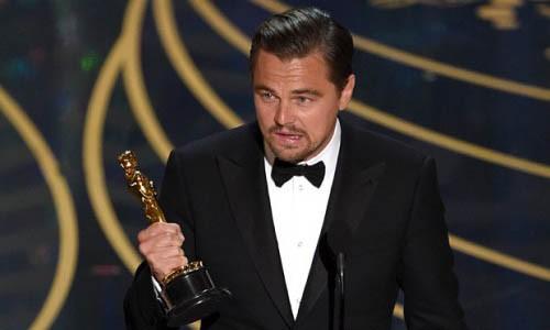 Uan khuc vu rua tien khien Leonardo DiCaprio tra tuong vang Oscar