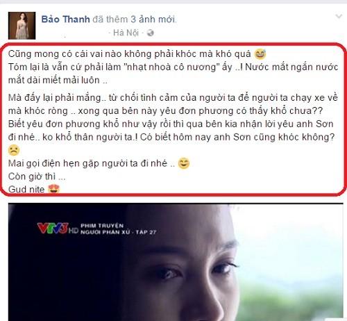 """Hau """"Song chung voi me chong"""", Bao Thanh mong khong vao vai khoc-Hinh-2"""