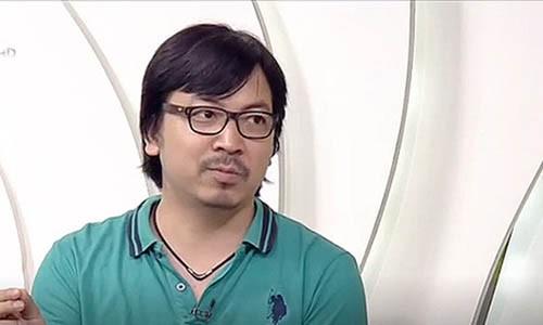 """""""Giao su Xoay"""" Dinh Tien Dung ke chuyen bi goi la """"de tien"""""""