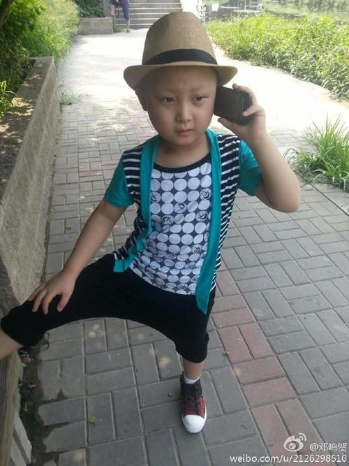Anh mo phan cua sao nhi 9 tuoi Trung Quoc gay thuong cam-Hinh-2