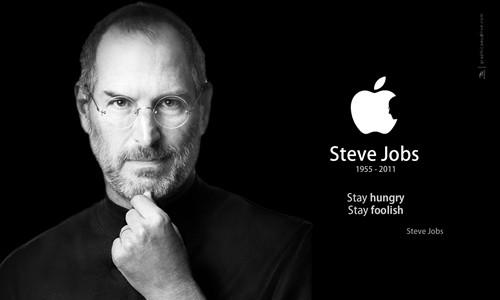 """Steve Jobs: Tung bi Apple sa thai, quay ve thanh """"huyen thoai"""""""