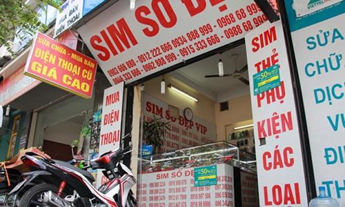Quan ly SIM: Chuyen khong cua rieng Viet Nam