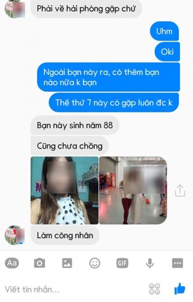 """""""San"""" vo qua mang va cuoc cham mat chop nhoang"""