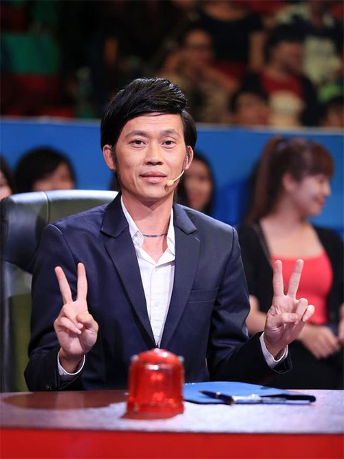 Cat-xe chong mat cua Hoai Linh khi choi game show va dong phim