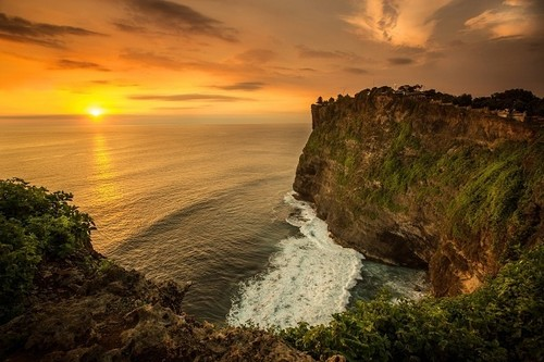 """Vo van trai nghiem """"vui quen loi ve"""" o thien duong Bali"""
