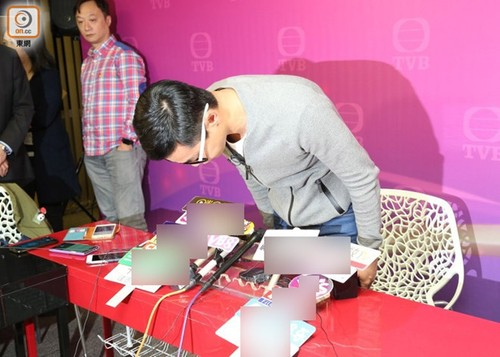 MC noi tieng TVB bi sa thai vi lo anh ngoai tinh voi phu nu co chong-Hinh-2