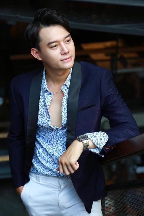 "Dien vien Anh Dung: ""Lam dep co lien quan gi den gioi tinh?""-Hinh-2"