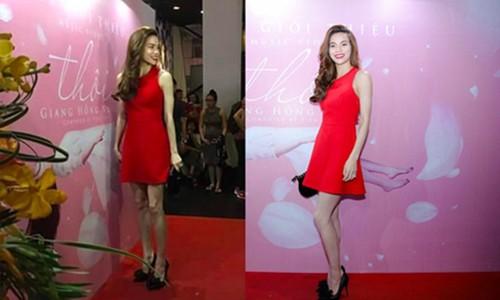 Bang chung Ha Ho khac xua sau khi quen Kim Ly?