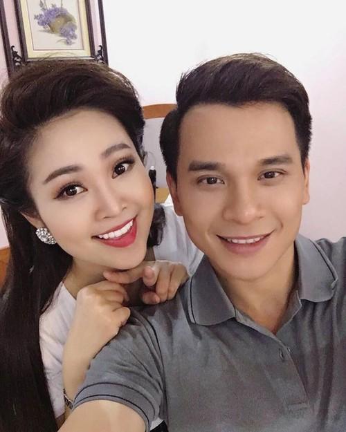 Danh Tung lan dau chia se ve tinh cam voi nu MC Thuy Linh-Hinh-2