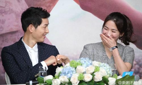 Song Joong Ki, Song Hye Kyo thu nhap cao nhat giai tri xu Han
