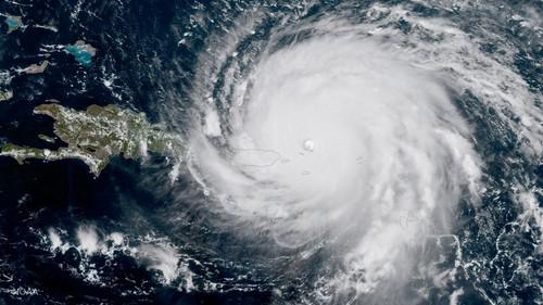 Vi sao sieu bao Irma lai manh toi vay?