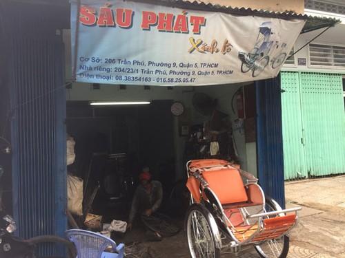 """Nguoi dan ong ke ve thoi huong """"loc troi"""" o Sai Gon"""