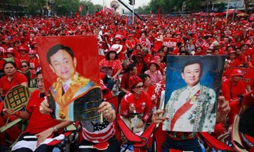 Cuoc song luu vong cua ong Thaksin