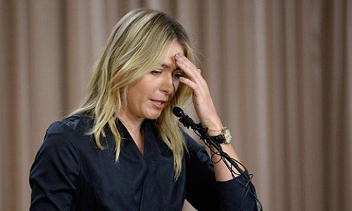 Kieu nu Sharapova ra mat tu truyen gay soc