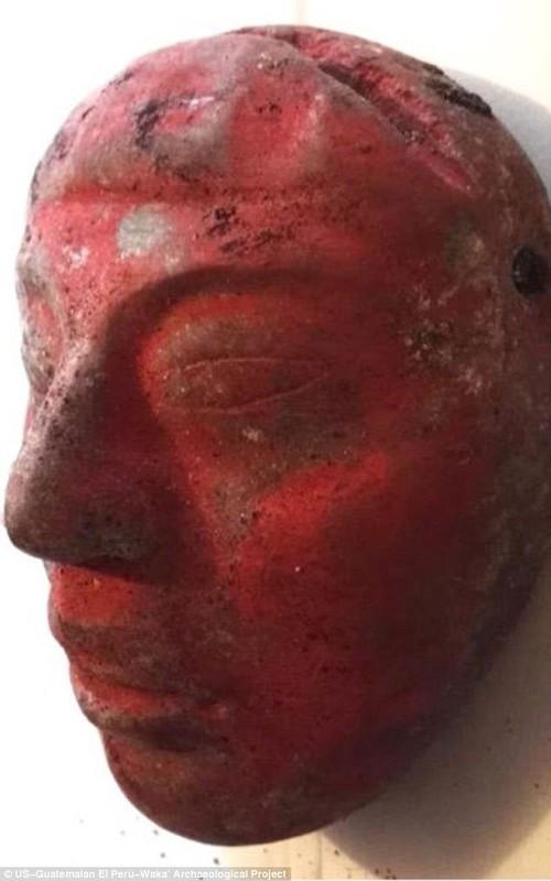 Tim thay mo vua Maya 1.700 nam cung mat na ngoc cuc dep-Hinh-2