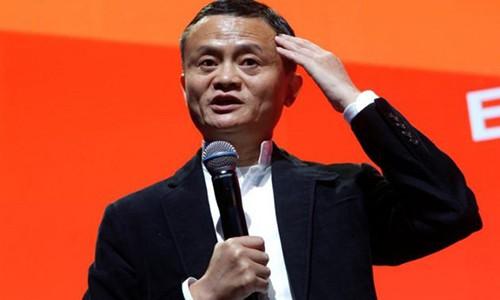 """Ty phu Jack Ma: """"Toi khong co thoi gian de tieu tien"""""""