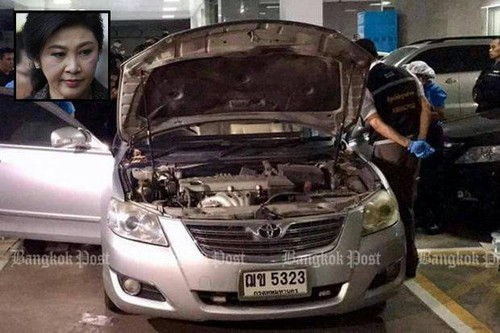 Ven man cach ba Yingluck qua mat an ninh de bo tron