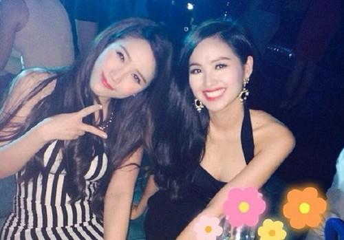 Maya - Tam Tit, Ha Ho - Minh Hang: Lam gi co tinh chi em trong Vbiz!-Hinh-2