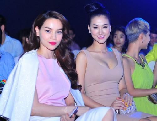 Maya - Tam Tit, Ha Ho - Minh Hang: Lam gi co tinh chi em trong Vbiz!-Hinh-3