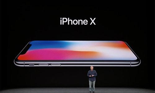 Apple so e iPhone X?