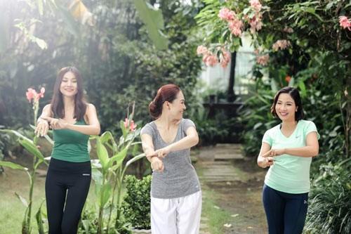 "My Linh: ""Yeu ban than moi cham soc tot nguoi khac""-Hinh-2"