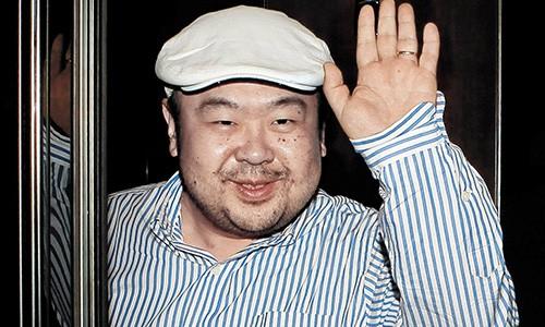He lo nhung giay phut cuoi cung cua nguoi duoc cho la Kim Jong-nam