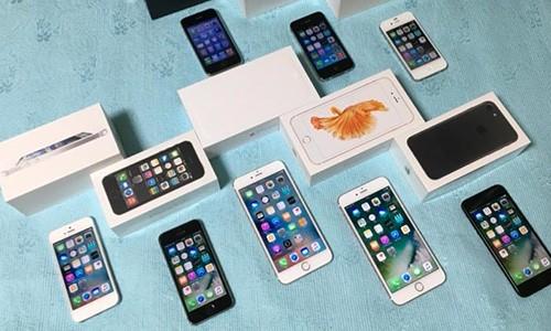 Apple lai bi kien vi iPhone