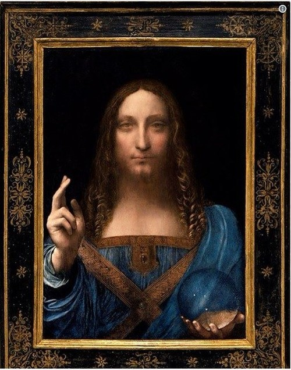 "Buc tranh ""Mona Lisa nam gioi"" co the mang ve it nhat 100 trieu USD"