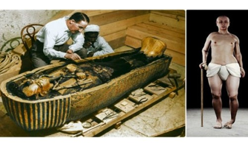 Ven man cai chet bi an cua vi vua Pharaoh Tutankhamun