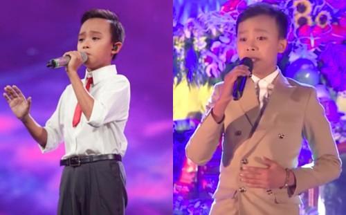 Ho Van Cuong lot xac sau 2 nam tu san khau Viet Nam Idol nhi