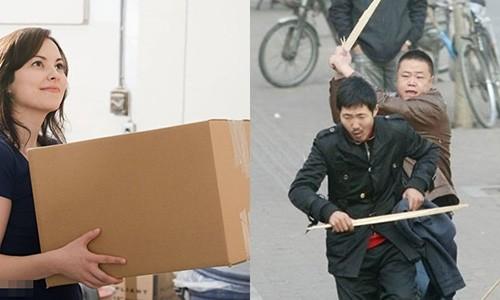 Toi nao vo cung duoc shipper chuyen cho 1 cai hop giay