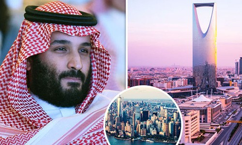 A Rap Saudi xay sieu do thi 500 ty USD, lon hon New York 33 lan
