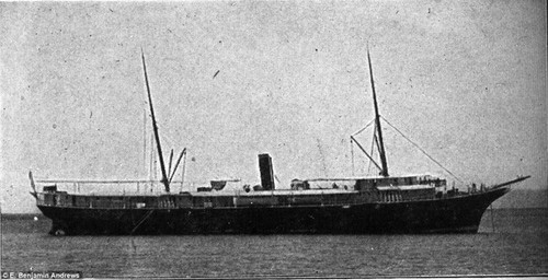 "Tim thay tau ""Titanic Chile"" cho hon 400 nguoi chim 100 nam duoi bien-Hinh-2"