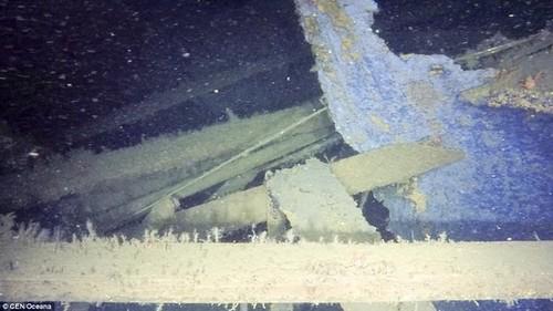 "Tim thay tau ""Titanic Chile"" cho hon 400 nguoi chim 100 nam duoi bien"