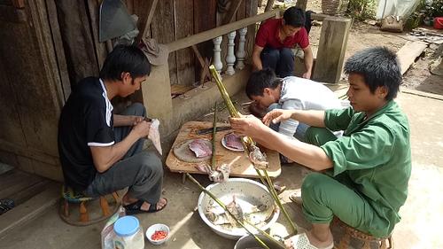 """Hiem la mon """"ca goi"""" - dac san """"cuc chat"""" cua nguoi Thai o Tay Bac-Hinh-5"""