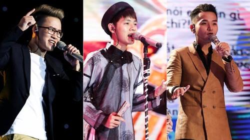 Sing my song: Thi tai nang hay thi... doi tu?