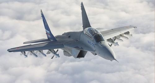 MiG qua quyet se bay thu tiem kich MiG-35 trong thang nay
