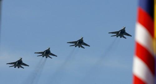 Nga khao khat nang cap tiem kich MiG-29N cho Malaysia